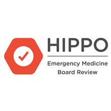 HIPPO emergency medicine Board Review 2018