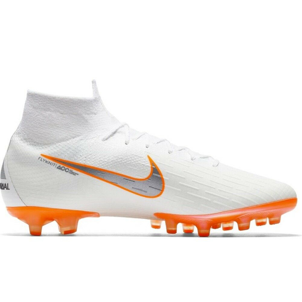 77edbc122c34 Details about Nike Mercurial Superfly 360 6 Elite AG Flyknit ACC Football  Boots Uk Size 11.5