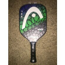 "-BRAND NEW- Head Radical Pro Graphite/Carbon Pickleball Paddle -4.1/4"" GRIP-"