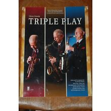 Glenn Zottola - Triple Play: Music Minus One Trumpet, Tenor and Alto Saxophone