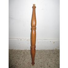 1 Wood Spindle Staircase Baluster