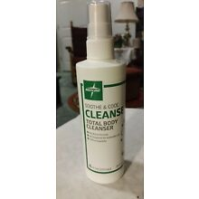 Medline Soothe & Cool Cleanse No-Rinse Total Body Cleanser - 8 oz