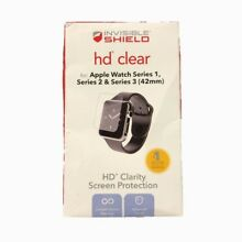 ZAGG Invisible Shield HD Clear for Apple Watch Series 1 / 2 / 3 (42 mm) IS2