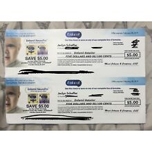 Enfamil Coupons $10 Worth Checks Expires 2/28/2019 Baby Formula