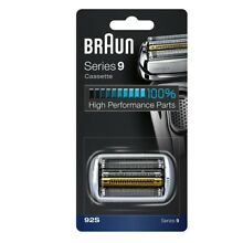 Braun 92S Replacement Head, Silver. For Series 9