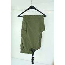 """Boy Scouts of America BSA Adult Mens Large Zippered Green Pants 34"""""""