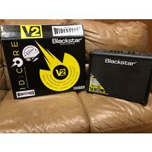 Blackstar ID Core 40 V2 Stereo Amplifier. Lightly used. Free USPS Shipping.