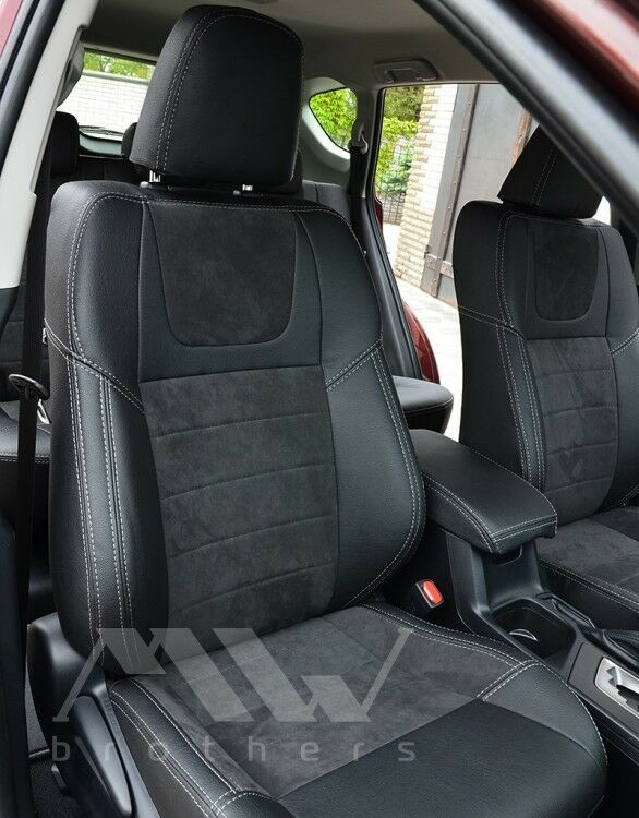 Details About Seat Covers Toyota Rav 4 2016 2017 2018 Premium Leather Interior