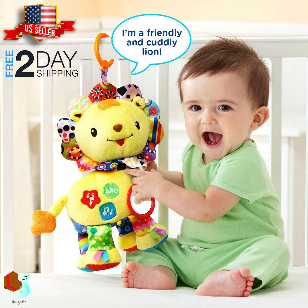 55a3d301c1cdd Details about 3-6 Month Old Toys Boy Girl Toddler Age 1 2 3 Baby  Educational Soft For Newborns