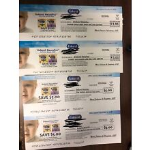 Enfamil Checks/Coupons 10 worth $46.00-Reduced for quick sale