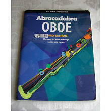 Abracadabra OBOE (book 1), instruction and music book