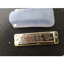 Vintage Harmonica,Country Western,Made in Germany,Blues Rock Country,Nice Harp!!