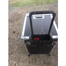 Viking Road video equipment Case with Wheels & Handle