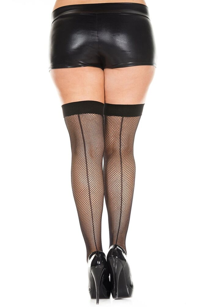 Necessary black seamed stockings excellent phrase