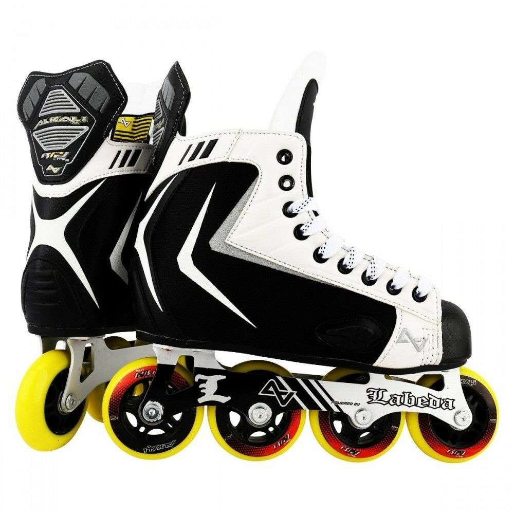 37e2c58aa11 Details about Alkali RPD Lite Adjustable Youth Inline Hockey Skates