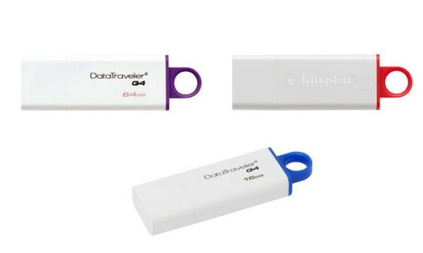 PENDRIVE G4 USB 3.1 KINGSTON CHIAVETTA  16 GB 32 GB 64 GB  MEMORIA 3.0