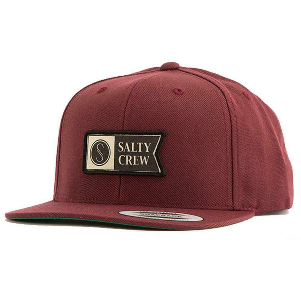 27d59254a74aa Details about Salty Crew Alpha Stamped Hat