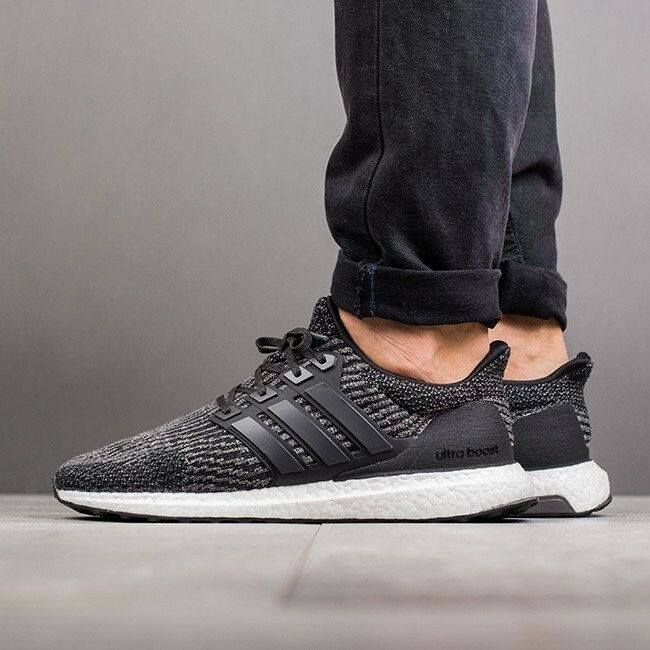 91e1b7ab4f398 Details about Adidas Ultra Boost 3.0 Utility Black Men s Shoe Size 9.5