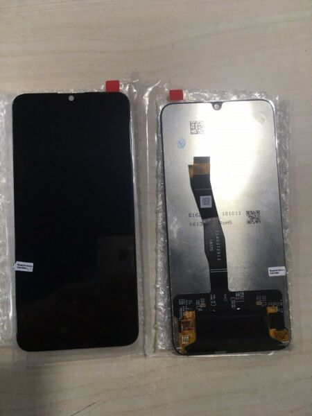 Display Lcd Touch Screen Schermo Nero Per Huawei P Smart 2019 + kit smontaggio