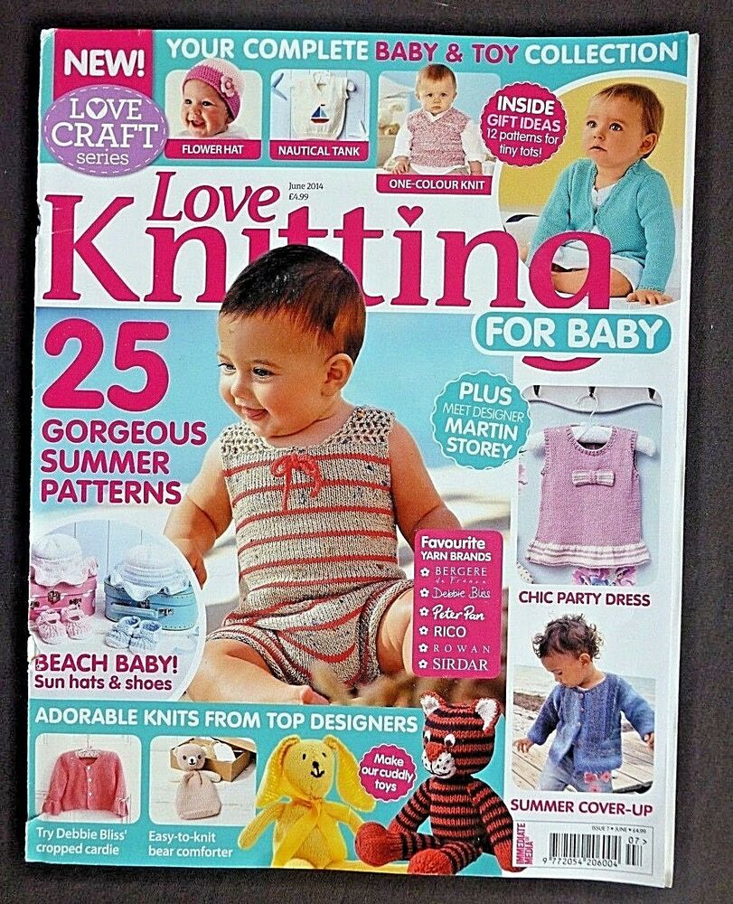 01bce9785f6a Love Knitting For Baby