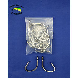 Kyпить Circle Fishing Hooks with Offset - 2/0 3/0 4/0 5/0 6/0 7/0 8/0 - 50 or 100 pack на еВаy.соm
