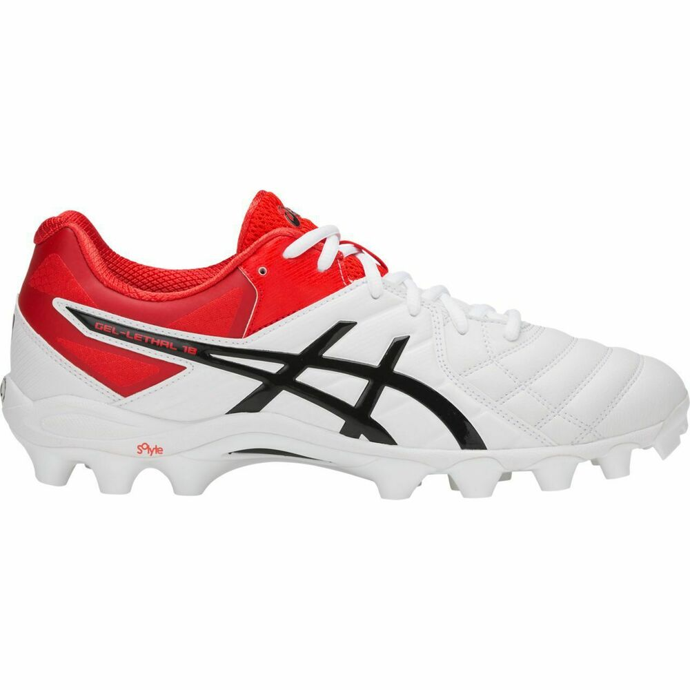 3a56714d2db0 Details about **LATEST RELEASE** Asics Gel Lethal 18 Mens Football Boots  (100)