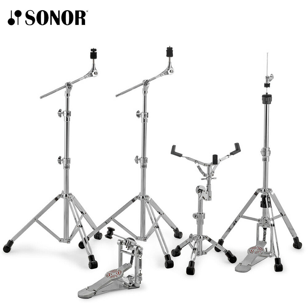 5d8eac820050 Details about Sonor 4000 Series HS-4000 Drum Hardware Pack Boom   Snare  Stand