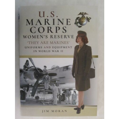 book-us-marine-corps-womens-reserve-they-are-marines-uniforms-and-equipment