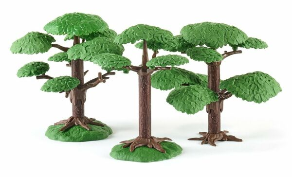 K/&M MODEL TREES DG600 DECIDUOUS TREES 175mm