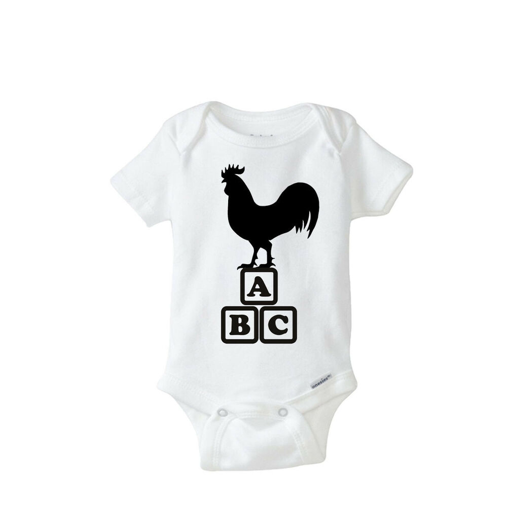 fea580a68b7ad Details about Co*k Block Newborn Funny Baby Onesies Unisex Baby Gifts Baby  Shower Gifts Infant
