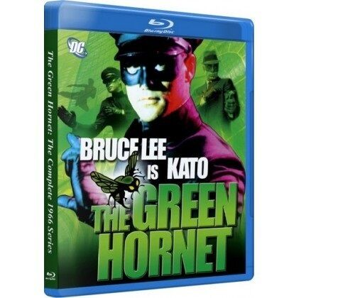 THE GREEN HORNET 1966 SERIES BLU-RAY COMPLETE  -ALL 26 Episodes! +2 Crossovers!