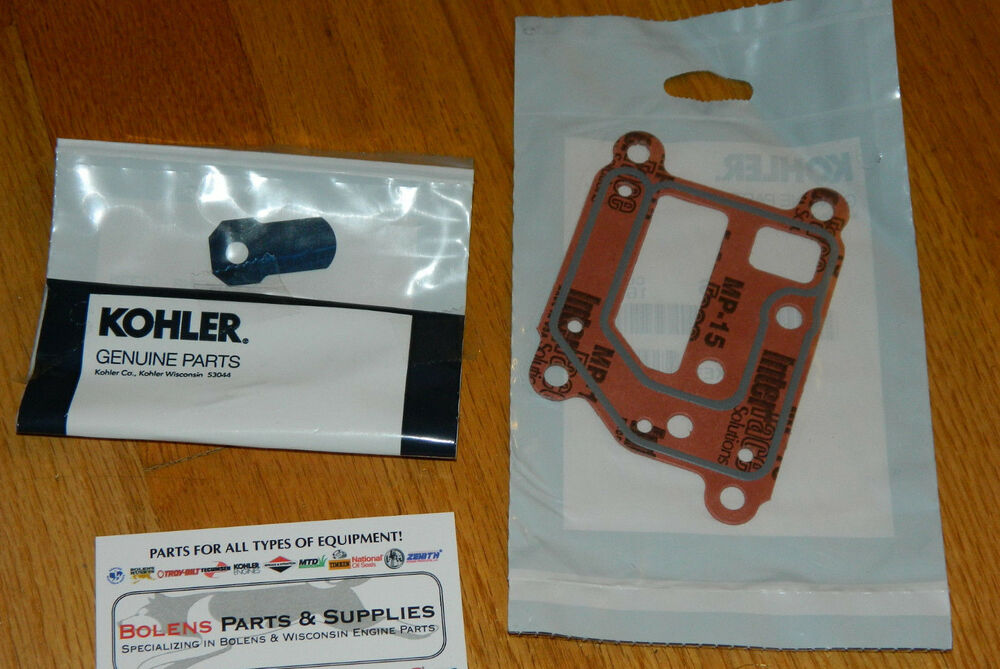 Genuine Kohler OEM breather reed 24 402 03-S 2440203S