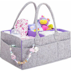 Kyпить Baby Diaper Caddy Organizer with Changing Mat for Diapers and Baby Wipes на еВаy.соm