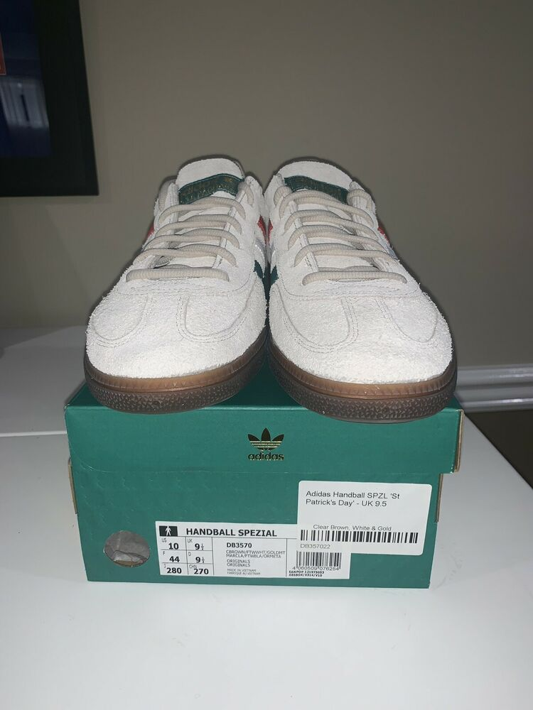best website b9917 5fea5 ADIDAS HANDBALL SPZL  ST PATRICK S DAY  Size 10   eBay