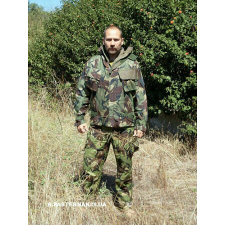 img-NBC Army Suit UK Military Camo / Olive / Desert Jacket & Trousers Size M-XL