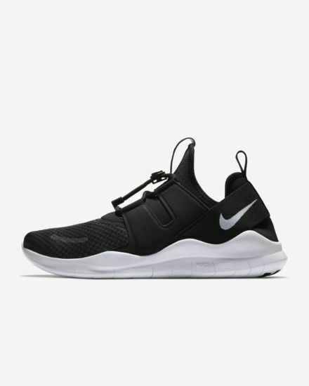 c8ae63474f996 Details about Nike Free RN Commuter 2018 AA1620-001 Black White Men s  Running Shoes NEW!