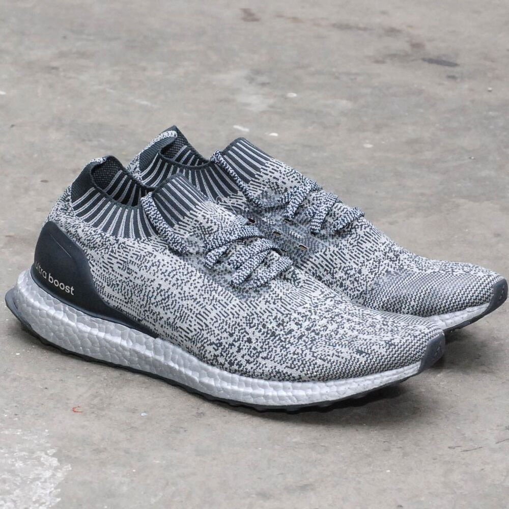 new product 3eca3 a5e52 Details about ADIDAS ULTRA BOOST UNCAGED BA7997 SUPERBOWL RELEASE MENS SHOES  SILVER RARE