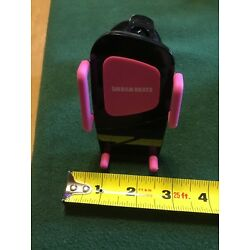 Urban Beatz Cell Phone Universal Windshield and Dash Mount Breast Cancer PINK
