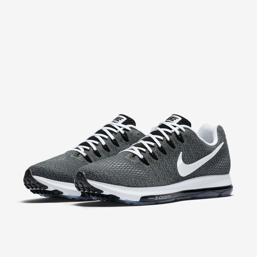 the latest fbd67 789aa Details about AUTHENTIC NIKE ZOOM ALL OUT Grey White Black 889123 001 men  size