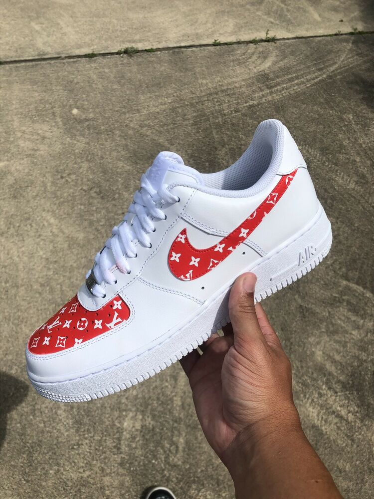 711bace166 Details about nike air force 1 custom