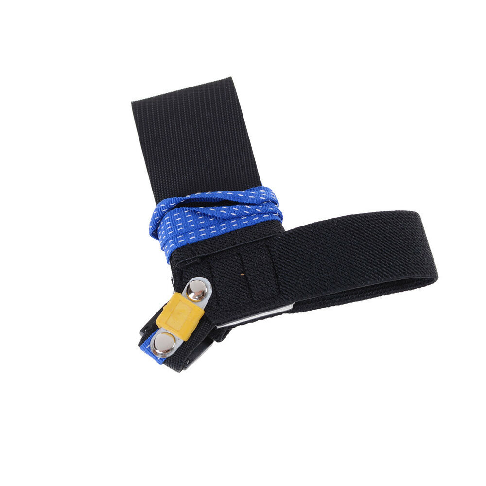 Anti Static ESD Adjustable Foot Strap Heel electronic Discharge Band GroundZ2