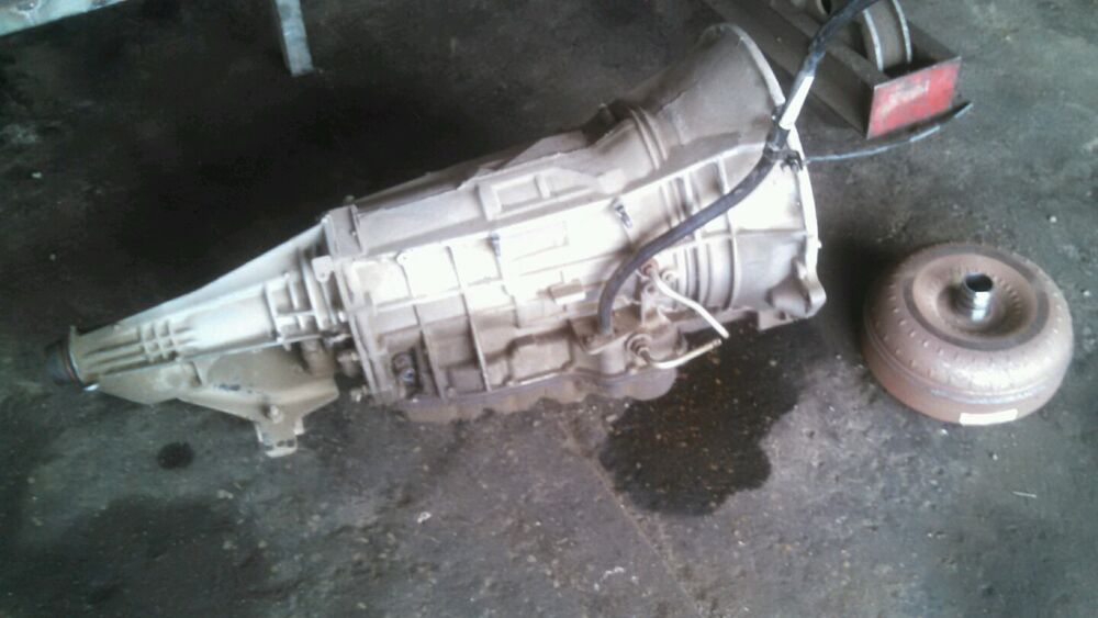 02 Dodge Ram 1500 Transmission 4x2   45rfe 4 7l 135k Email For Shipping Prices