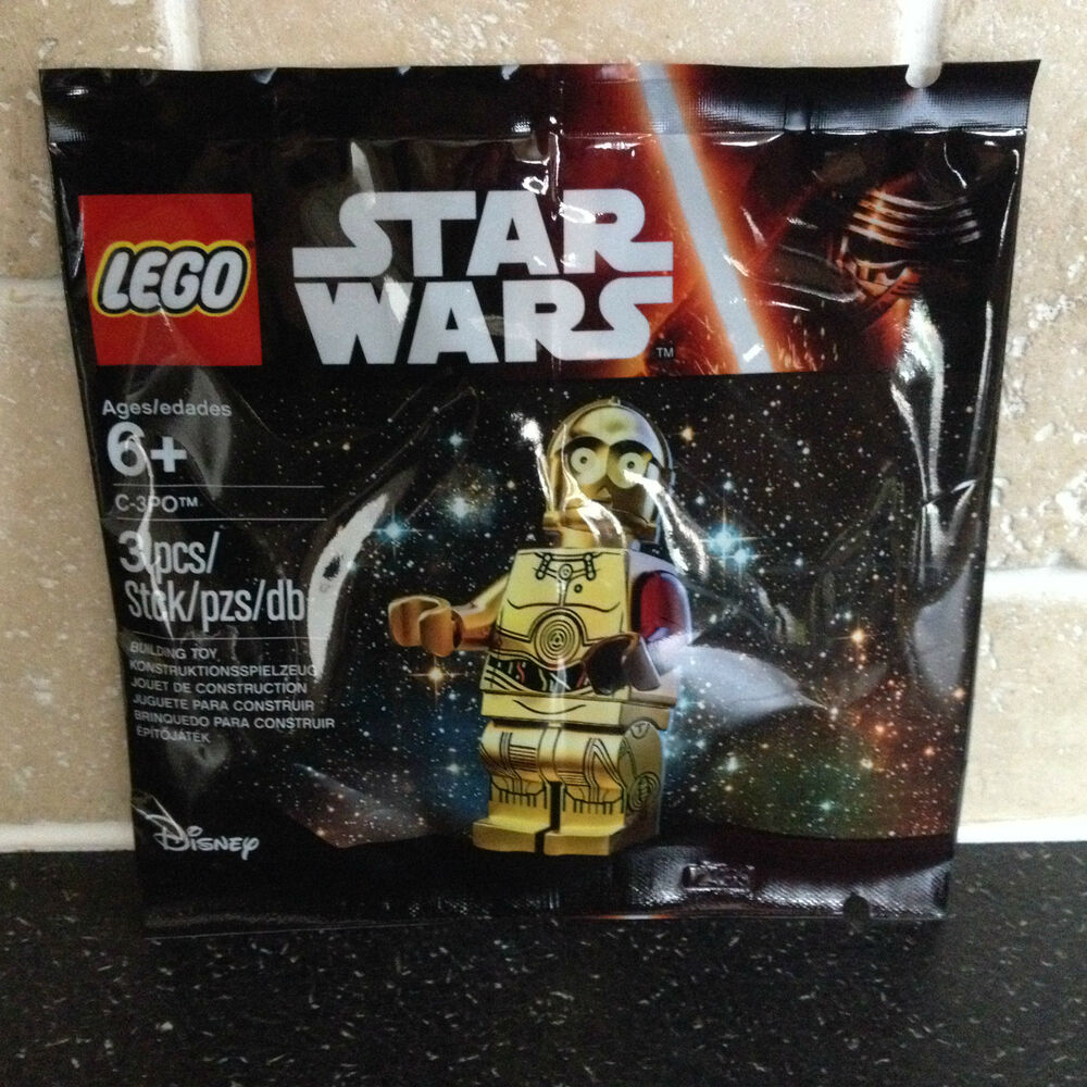 Star Wars C-3PO BRAND NEW IN SEALED POLYBAG
