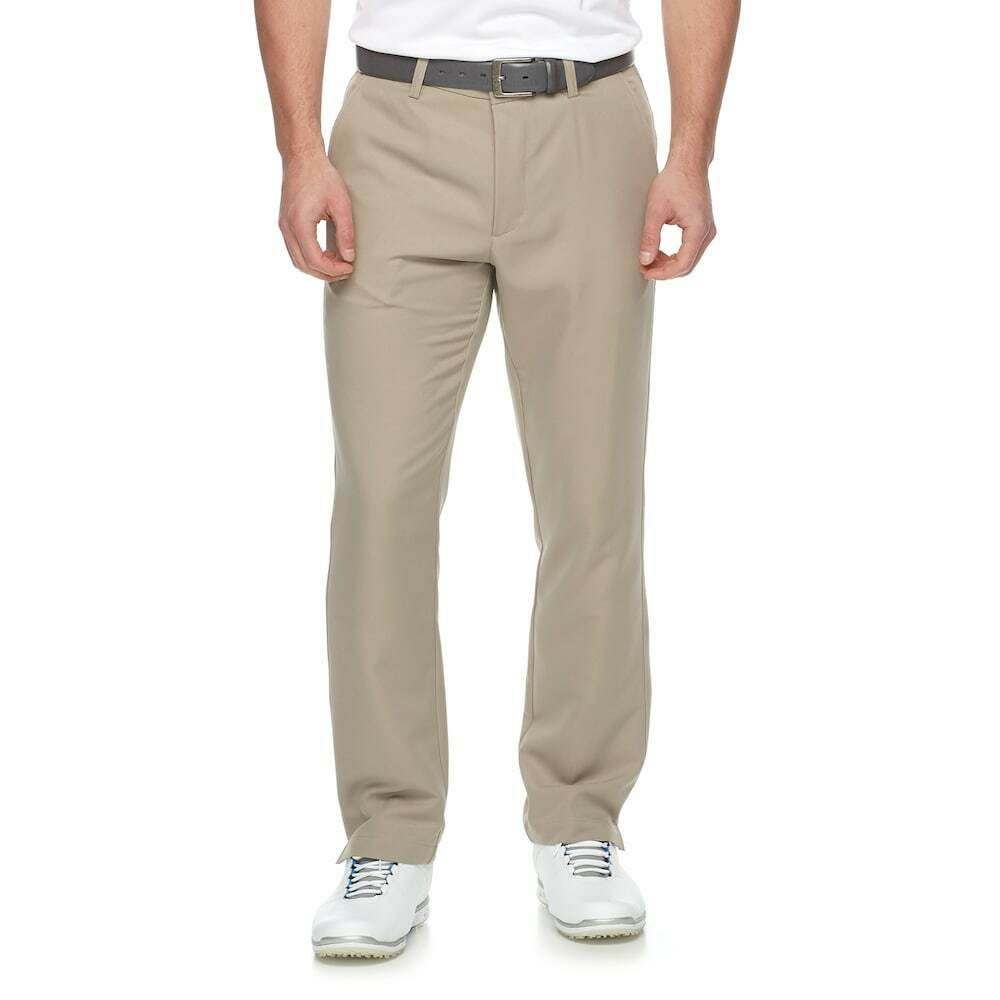 24b70bbf53ea Details about Mens FILA SPORT GOLF Aluminum Driver Slim-Fit Golf Pants Size  34 X 30
