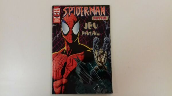 MARVEL,SPIDERMAN,SPIDER-MAN,10,extra,occasion,septembre 1998