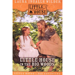 Little House In The Big Woods Laura Ingalls Wilder (Paperback) FREE shipping $35