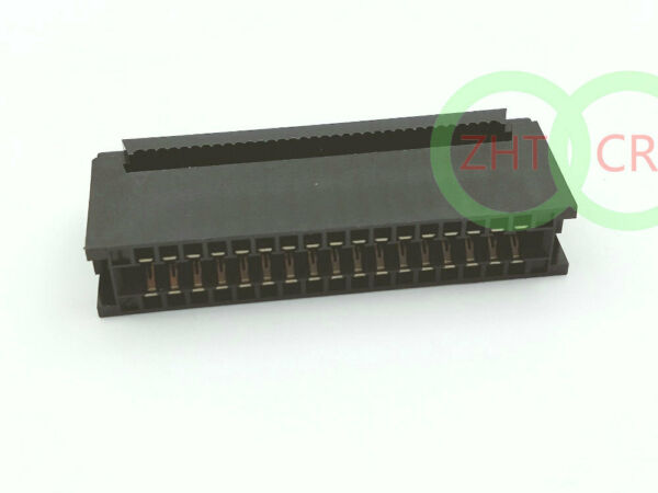 34Pin 2.54 pitch Card Edge Female Crimp IDC for Flat Ribbon Cable wholesale
