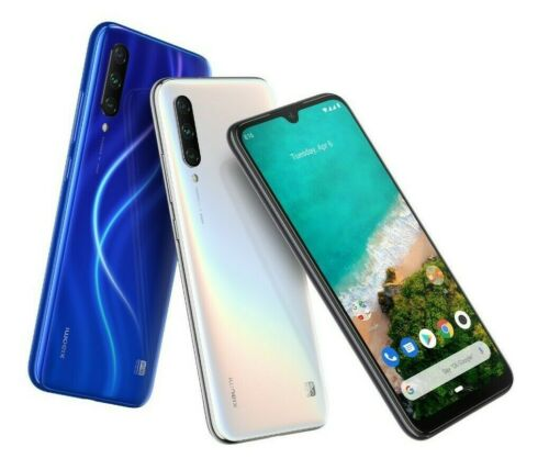 Xiaomi Mi A3 Unlocked 64GB 4GB RAM Dual Sim 4G LTE Smartphone - Global Version