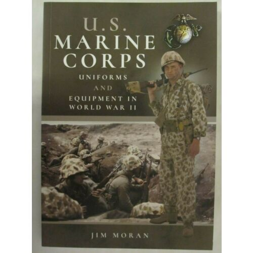 us-marine-corps-uniforms-and-equipment-in-world-war-ii-paperback-208-pages
