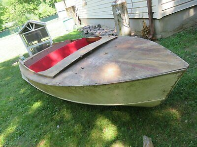 1957/58 Chris Craft  Wooden KIT BOAT 14ft Comet